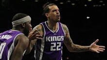 Matt Barnes proves that sometimes the best shots are terrible passes