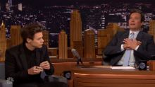 Harry Styles Makes a Wish, Takes Over 'The Tonight Show'