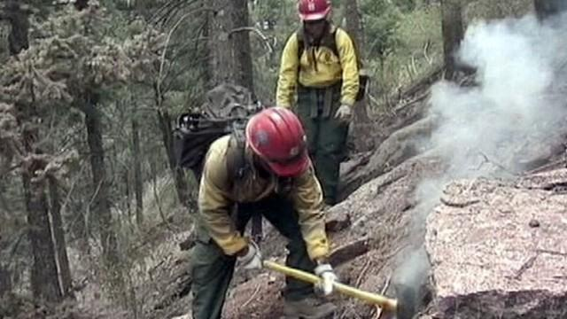 Wildfires: Firefighters Gain Upper Hand
