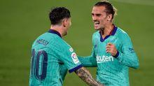 """Griezmann : """"Ça va venir avec Leo Messi ! Je suis très bien au Barça"""""""