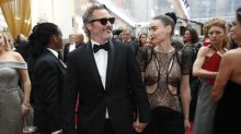 Joaquin Phoenix and Rooney Mara 'welcome a son'