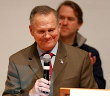 Roy Moore Still Won't Concede Defeat: 'The Battle Rages On'