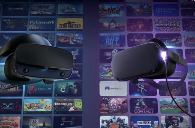Who needs the Rift S when the Oculus Quest can do everything?