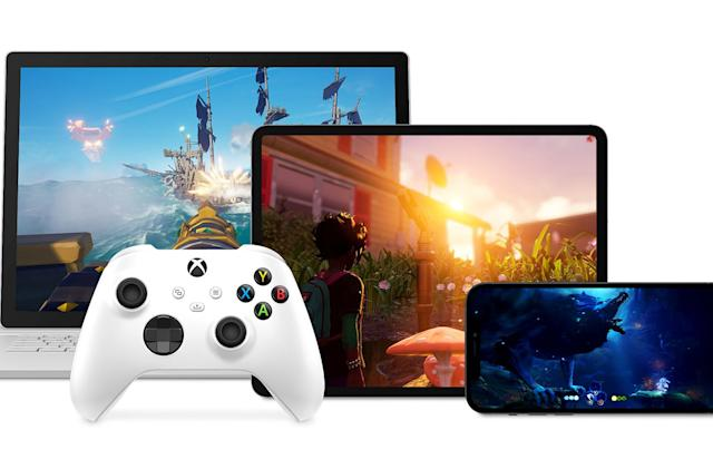 Xbox Cloud Gaming beta arrives on iOS and Windows PCs
