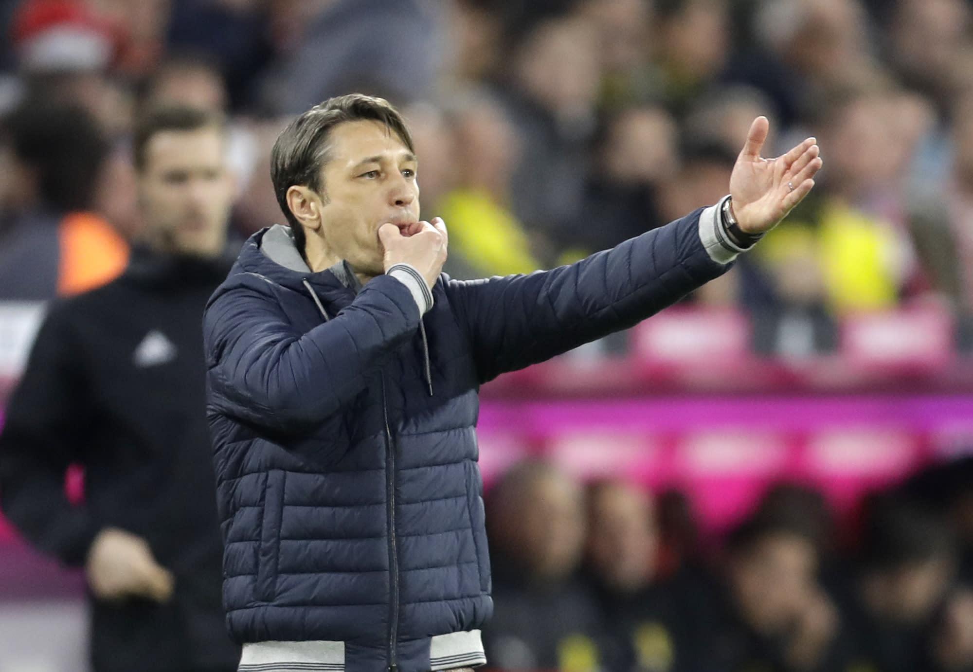 Borussia Dortmund at a loss after Bayern Munich rout