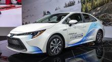2020 Toyota Corolla Hybrid and sedan fuel economy revealed