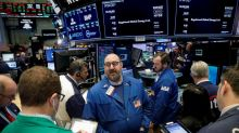 Wall Street ends higher with help from tech, energy