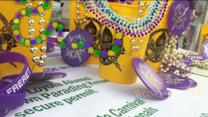 No Plastic Beads at Mardis Gras?