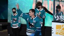 Sharks' Patrick Marleau a finalist for prestigious NHL award