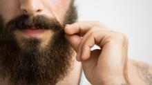 The Latest Facial Hair Craze Has Guys Dyeing Their Beards Tartan