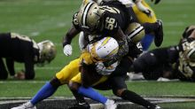 Penalty for C.J. Gardner-Johnson helmet toss wouldn't have extended last night's game
