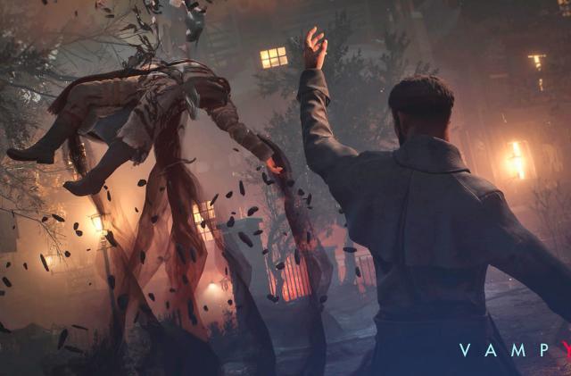 'Life is Strange' studio's 'Vampyr' arrives this November