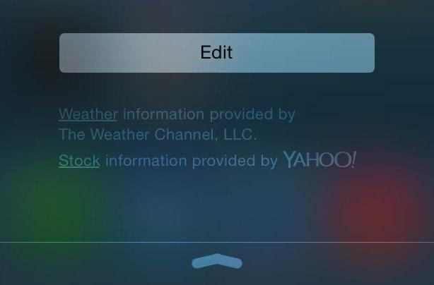 How The Weather Channel supplanted Yahoo as the source of weather data in iOS 8