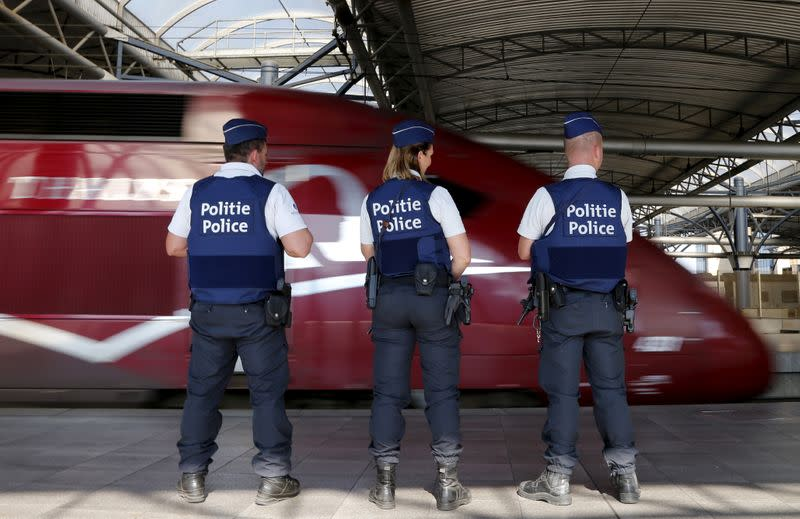 Thalys train attacker, thwarted by Americans, goes on trial in Paris