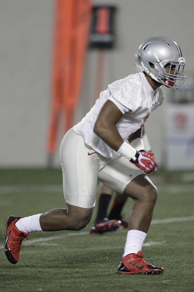 Lots of new Buckeyes on display in scrimmage
