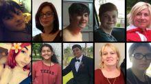 Victims of the Santa Fe High School shooting in Texas