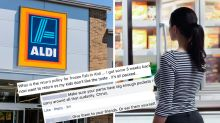 'Picky' Aldi shopper sparks debate