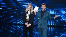 Don't know why... 'American Idol' frontrunner Ashley Hess went home