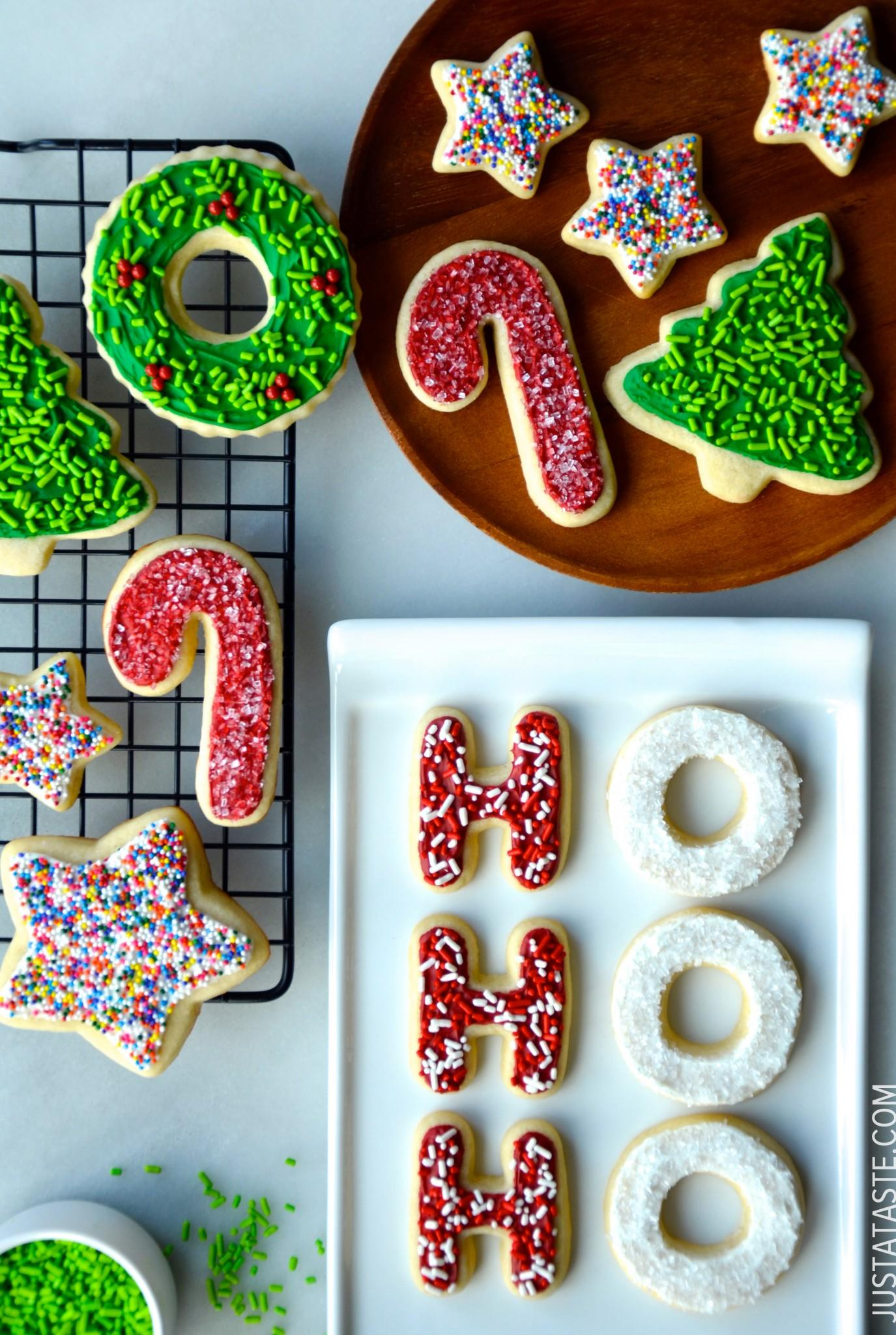 12 Creative Christmas Cookies The Whole Family Will Love