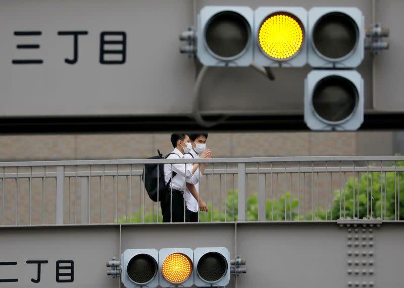 Tokyo confirms 292 new coronavirus cases on Sunday - NHK