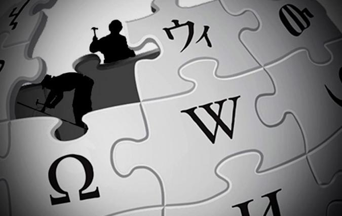 Wikipedia continues to chronicle human history in real time