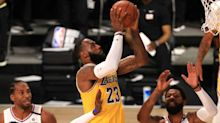 LeBron lifts Lakers past Clippers in NBA opener