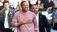 Will Smith told Jada Pinkett Smith off for swearing