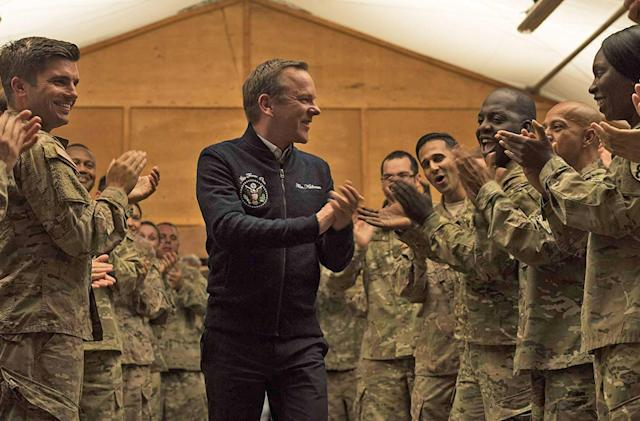 Netflix revives political thriller 'Designated Survivor'