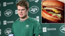 Sam Darnold has been staying away from In-N-Out