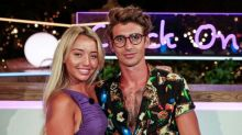 Love Island's Chris Taylor blames split from Harley Brash on 'lack of quality time' as he confirms 'amicable' break-up