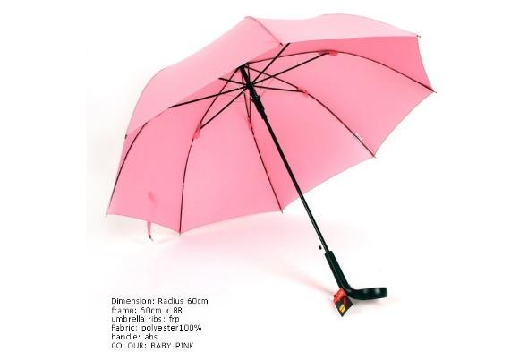 """<p>It's one of life's great questions. How can you carry an umbrella and a cup of coffee - and still be able to open doors?</p>  <p>Step forward the umbrella <a href=""""http://www.ekdesign.co.kr/front/php/product.php?product_no=147&main_cate_no=7&display_group=1"""" target=""""_blank"""">cup holder from Korea</a>, with a nifty cup holder in the handle of the brolly that will leave your other hand spare for the other great challenges in life.</p>"""