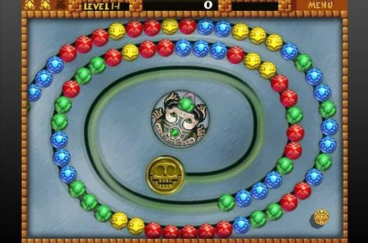 PopCap rolling out Zuma Blitz on Facebook