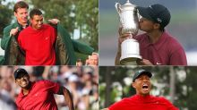 Where does Tiger's 2019 Masters rank among his 15 major victories?