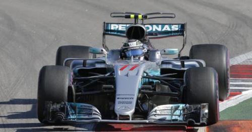 F1 - GP de Russie - Valtteri Bottas remporte le premier Grand Prix de sa carrière, en Russie