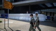 Hong Kong makes police housing areas off limits to protesters