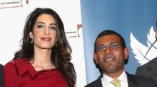 Amal Clooney una business woman muy pasional