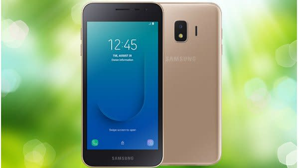 Samsung Galaxy J2 Core, Galaxy J4 with Android Pie gets