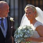 Zara and Mike Tindall's sweet love story