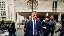 Former Man Utd player Giggs pleads not guilty to assault as court hears details