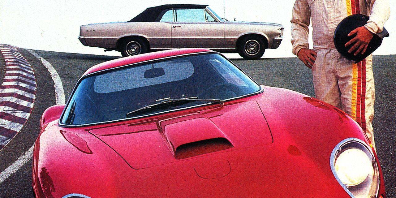 GTO vs. GTO Two Icons of the Past Face Off