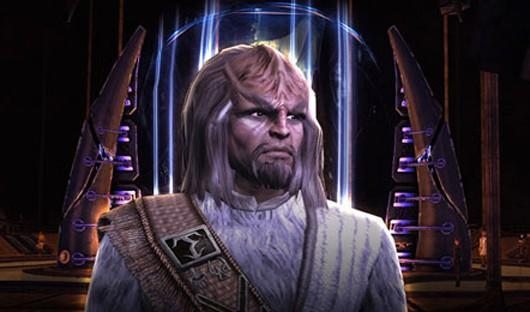 Dorn reprises Worf role in Star Trek Online's Season 8