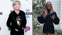 Sharon Osbourne praises Adele, doesn't believe when 'really big women' say they're 'happy in their body'