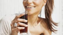 You might want to stop drinking Diet Coke