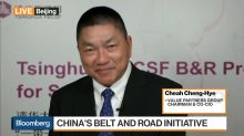 What China's One Belt One Road Means for Investors