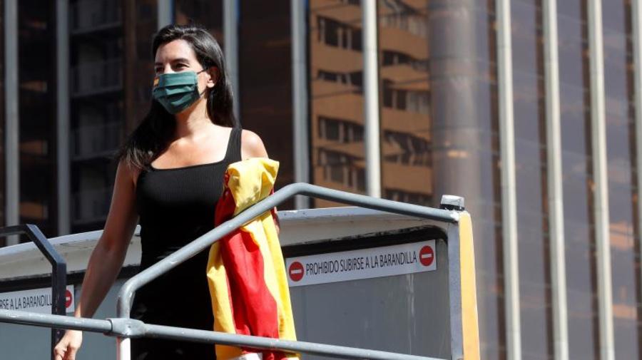 """Vox tacha de """"purga"""" la destitución del jefe de la Guardia Civil en Madrid"""