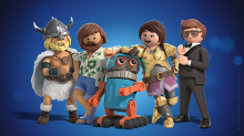 First look at 'Playmobil: The Movie' starring Daniel Radcliffe and singer Meghan Trainor