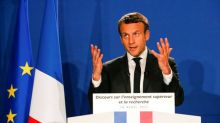 France's Macron, Le Pen edge further ahead of Fillon, Melenchon in poll