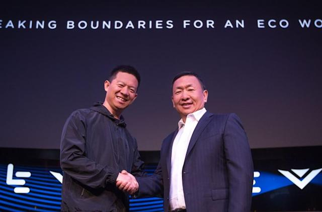 China's LeEco buys Vizio in a $2 billion deal