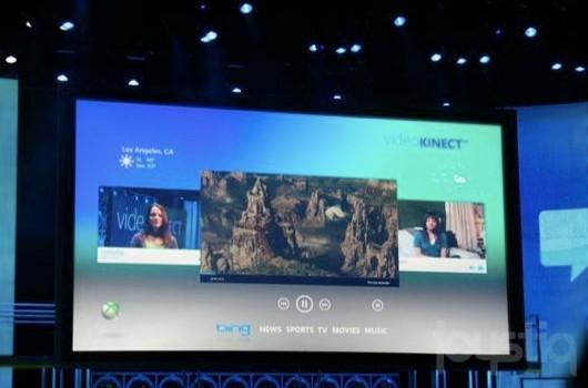 Kinect video chat will work with Windows Live Messenger at launch
