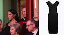 Meghan Markle's Marks & Spencer dress is back in stock — and it's on sale right now!
